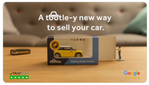 Tootle advert